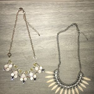 Charming Charlie necklace bundle